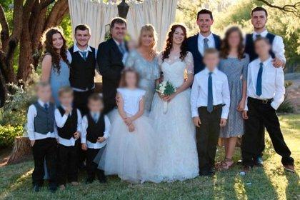 Algunos integrantes de la familia están desaparecidos (Foto: @Amber Bostwick)