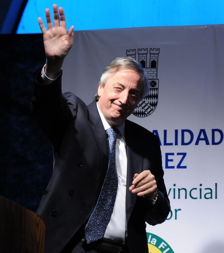 El próximo sábado 25 se cumplen 16 años desde la asunción de Néstor Kirchner como Presidente (NA)