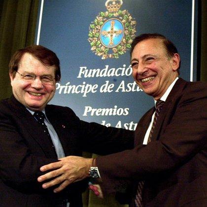 Montagnier y Gallo, una historia que alternó cooperación y litigio