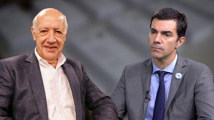 Roberto Lavagna y Juan Manuel Urtubey