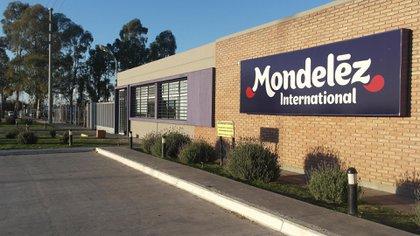 La empresa Mondelez cuenta con tres plantas en el país
