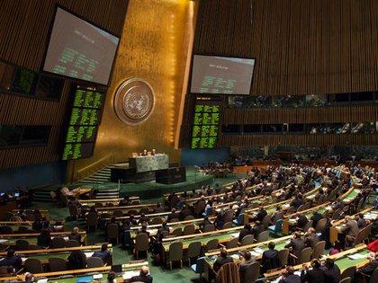 Asamblea General de la ONU (Reuters)