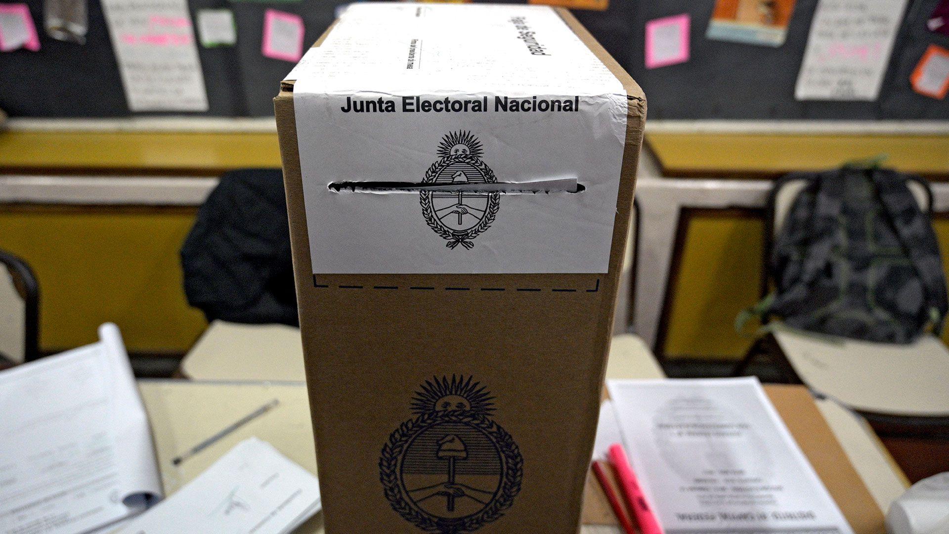 El próximo 12 de septiembre se votan las PASO (AFP)
