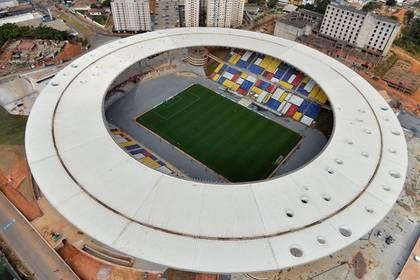 El estadio Kléber Andrade, de Vitória, será el recinto donde jugará Argentina la fase de grupos (AFA)