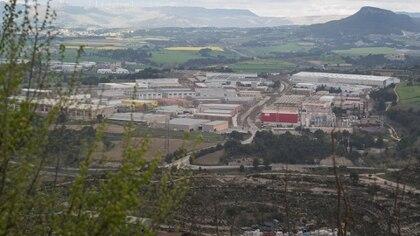 Igualada es un pueblo industrial situado a 50 km al oeste de Barcelona (Samuel Aranda/The New York Times)