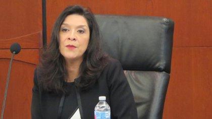 La jueza federal Esther Salas (Universidad de Rutgers)