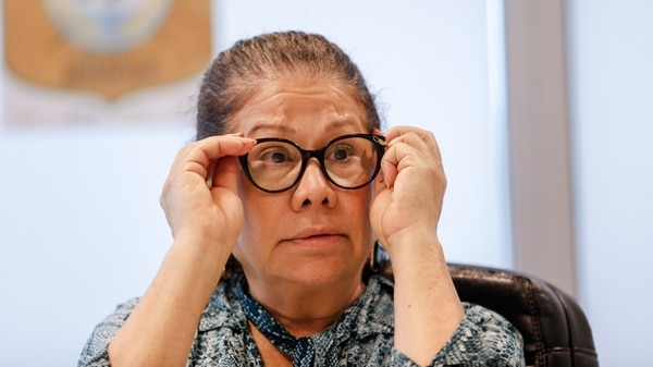 La diputada Graciela Camaño (Nicolás Aboaf)