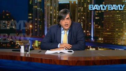 Jaime Bayly en su último programa emitido desde Miami donde vinculó a Evo Morales con el Cartel de Sinaloa (Bayly TV)