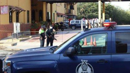 Solo se informó que los presuntos responsables eran hombres armados a bordo de un vehículo (Foto: Noroeste)