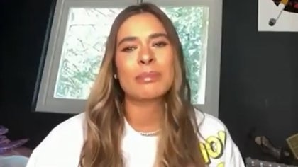 La presentadora no asistió ayer ni hoy a sus actividades dentro del programa matutino de Televisa porque resultó positiva a la enfermdad.