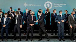 Enojo, reproches y resignación: la relación de Alberto Fernández y los gobernadores tras la falta de apoyo para replicar las medidas en el interior