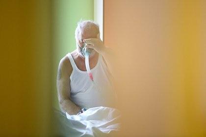 El 86% de las muertes en Italia fueron pacientes mayores de 70 años (REUTERS/Flavio Lo Scalzo/Archivo)