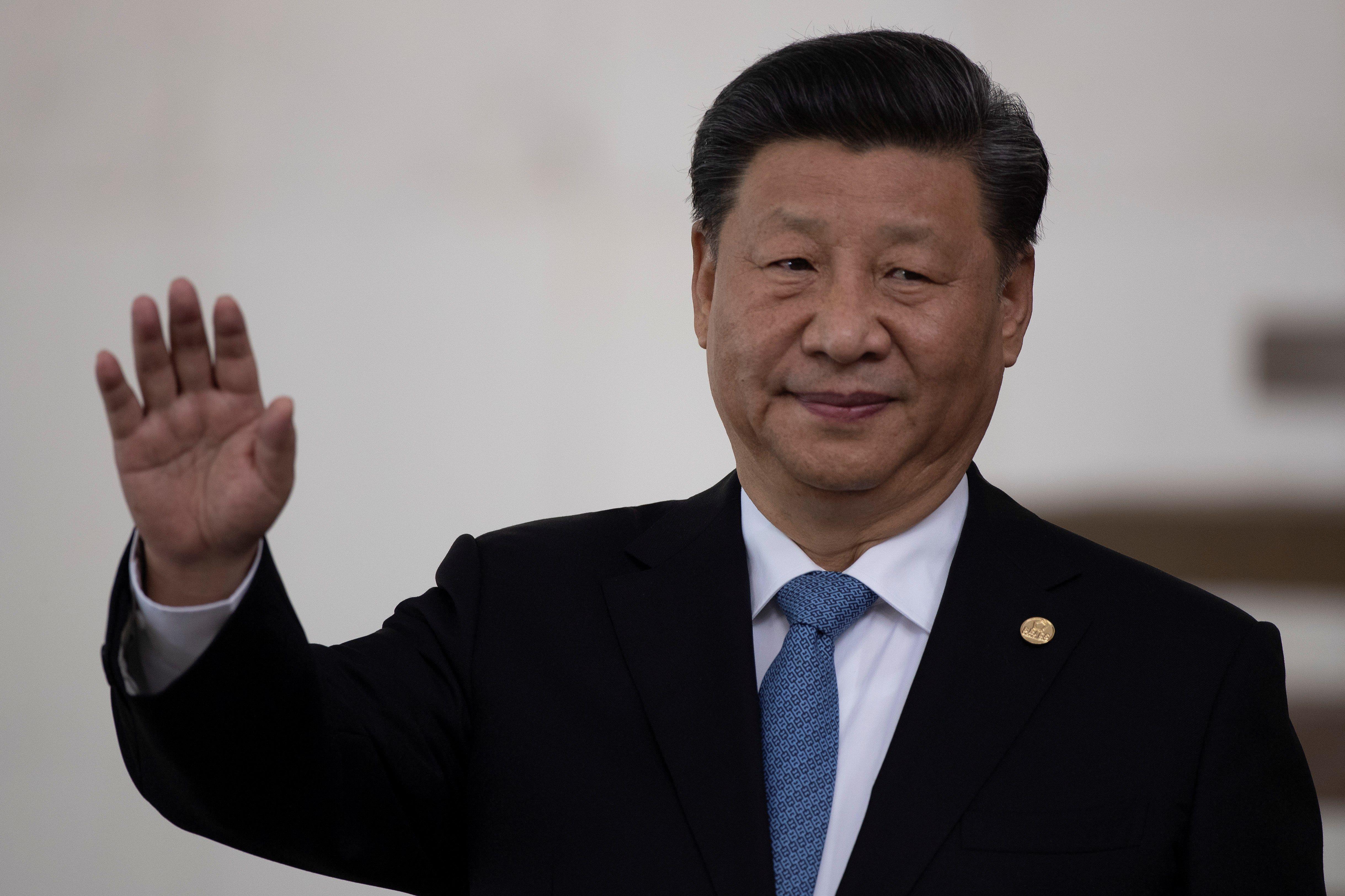El presidente de China, Xi Jinping (EFE)