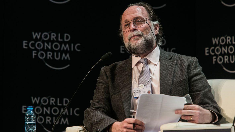 El economista venezolano Ricardo Hausmann