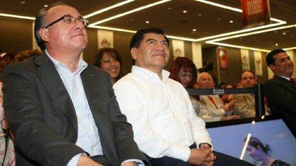 El originario de Tlaxcala y licenciado en Derecho es ubicado como uno de los más cercanos ex colaboradores de Mario Marín (Foto: Blogspot)