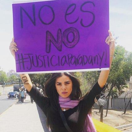 Daniela Berriel pide de nuevo justicia, pues dice que su agresor salió libre por influencias  (Foto: Instagram / @danniberriel)