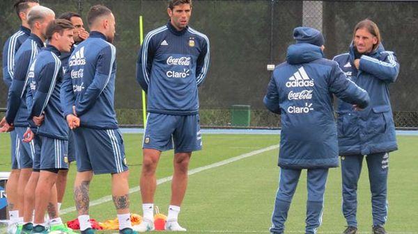 La Selección de Jorge Sampaoli debutó con victoria — Argentina-Brasil