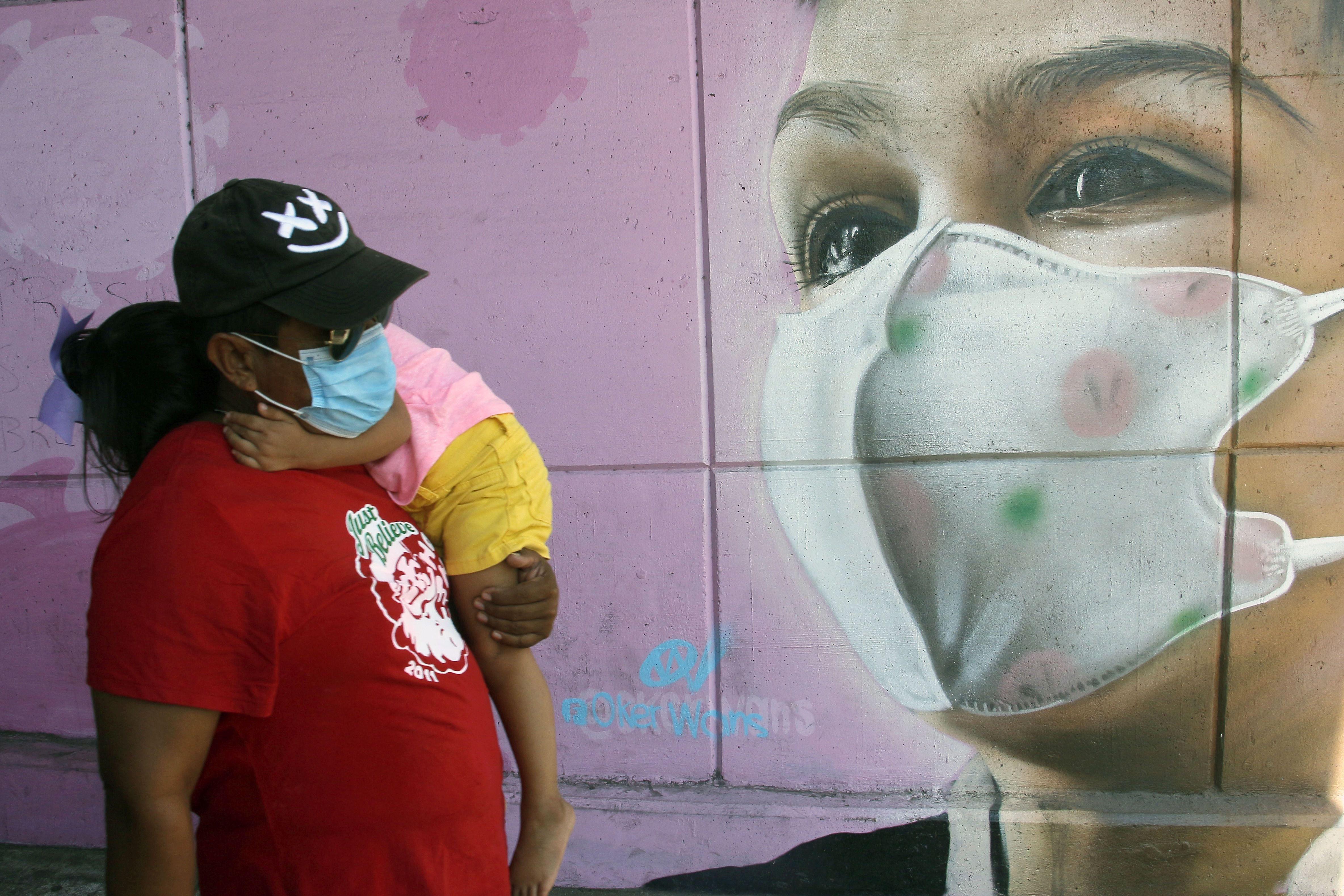 La alcaldía registró hasta el momento 6,521 casos de coronavirus y 246 decesos. (Foto: Europa Press)
