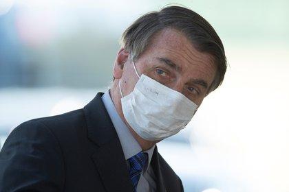 """Bolsonaro consideró que la reacción mundial frente al coronavirus fue """"exagerada"""" (EFE/Joédson Alves)"""