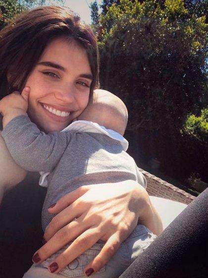"""""""Son días de unión y paciencia"""", señala Eva desde Los Ángeles (Foto: Instagram)"""