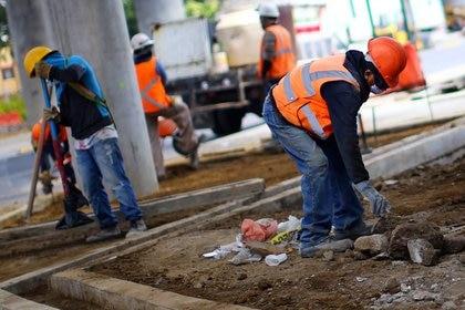 El Gobierno prepara incentivos fiscales para la construcción (REUTERS / Edgard Garrido/ Foto de archivo)