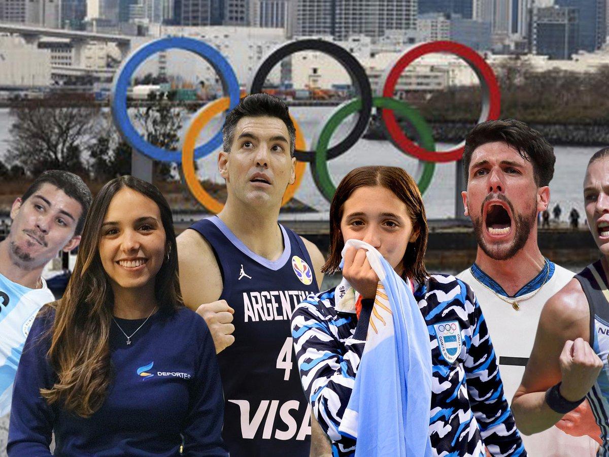 Quiénes son los argentinos clasificados para los Juegos Olímpicos Tokio  2020 - Infobae