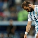 Soccer Football - World Cup - Group D - Argentina vs Croatia - Nizhny Novgorod Stadium, Nizhny Novgorod, Russia - June 21, 2018 Argentina's Gonzalo Higuain looks dejected after the match REUTERS/Matthew Childs