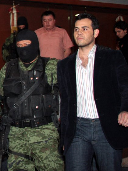 El Vicentillo tiene 10 años en prisión (Foto: Cuartoscuro)