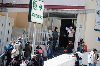 Hasta este 27 de febrero, la Secretaría de Salud reportó 2,084,128 contagios confirmados y 185,257 defunciones a causa de coronavirus en México (Foto: Daniel Augusto / Cuartoscuro)