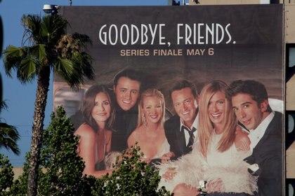 La serie terminó en mayo de 2004. Sin embargo, hasta la actualidad sigue teniendo repercusión y este año los protagonistas volverían a encontrarse para un especial (REUTERS/Fred Prouser)