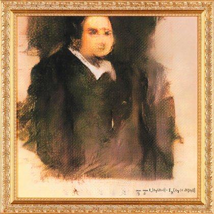 El retrato de Edmond Belamy, de Obviuos