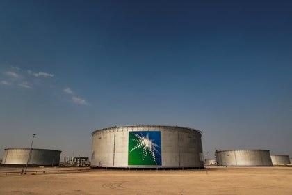 Los rebeldes hutíes atacaron instalaciones de la petrolera saudita Aramco (REUTERS/Maxim Shemetov)