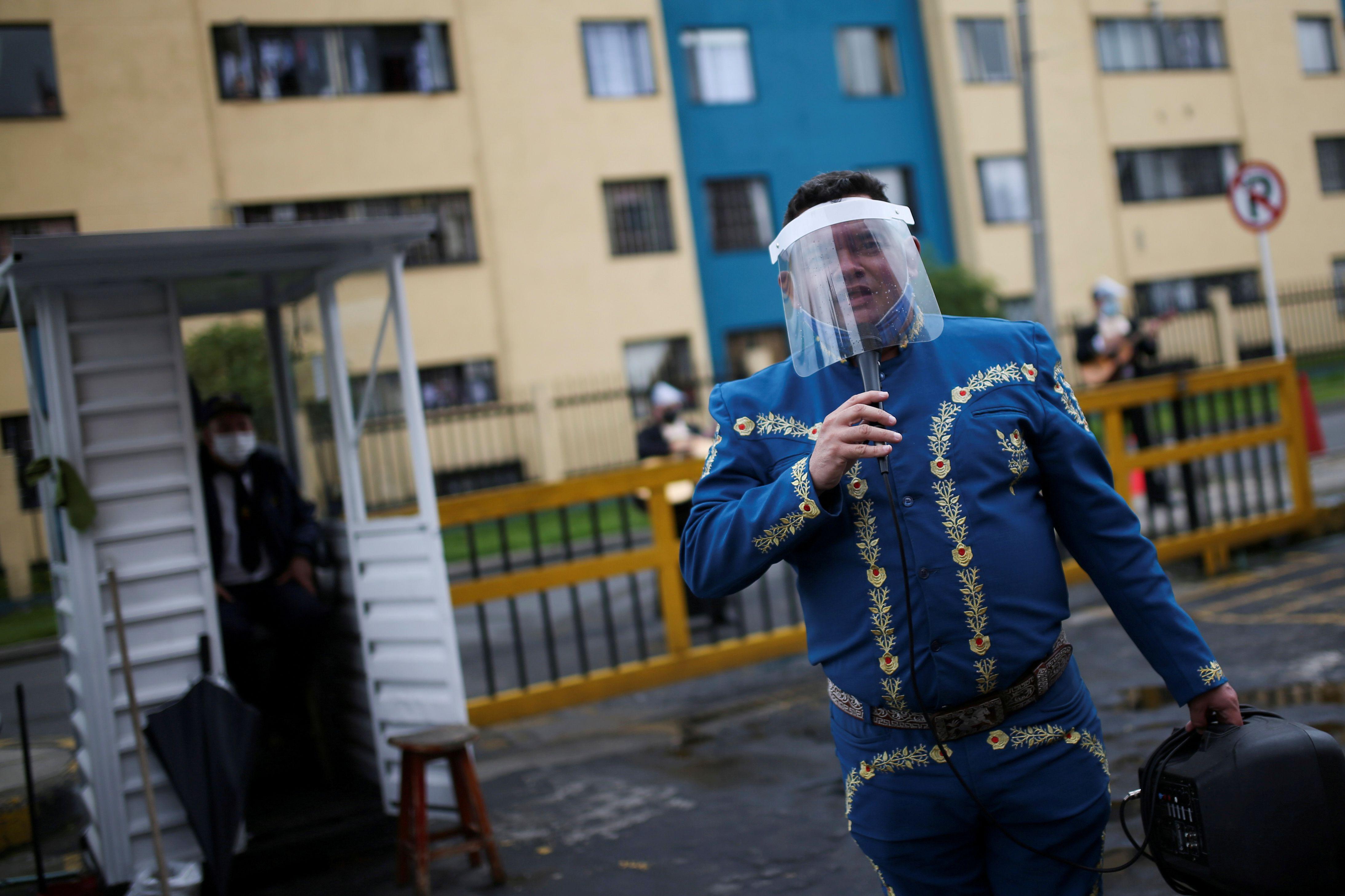 Los mariachis deberán respetar los protocolos de salud (REUTERS/Luisa Gonzalez).