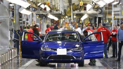 La economía estadounidense lleva ya una década de crecimiento sostenido (AP)