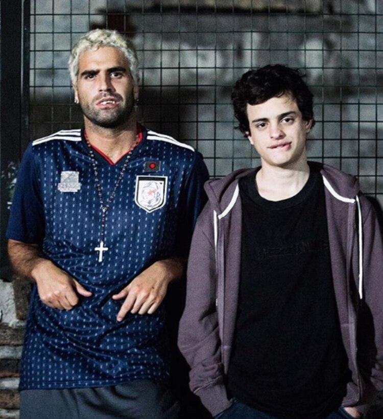 """Toto Ferro también se suma a """"El Marginal 3"""" (Foto: @furtadonico)"""