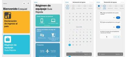 La nueva app ya está vigente para el aeropuerto de Ezeiza