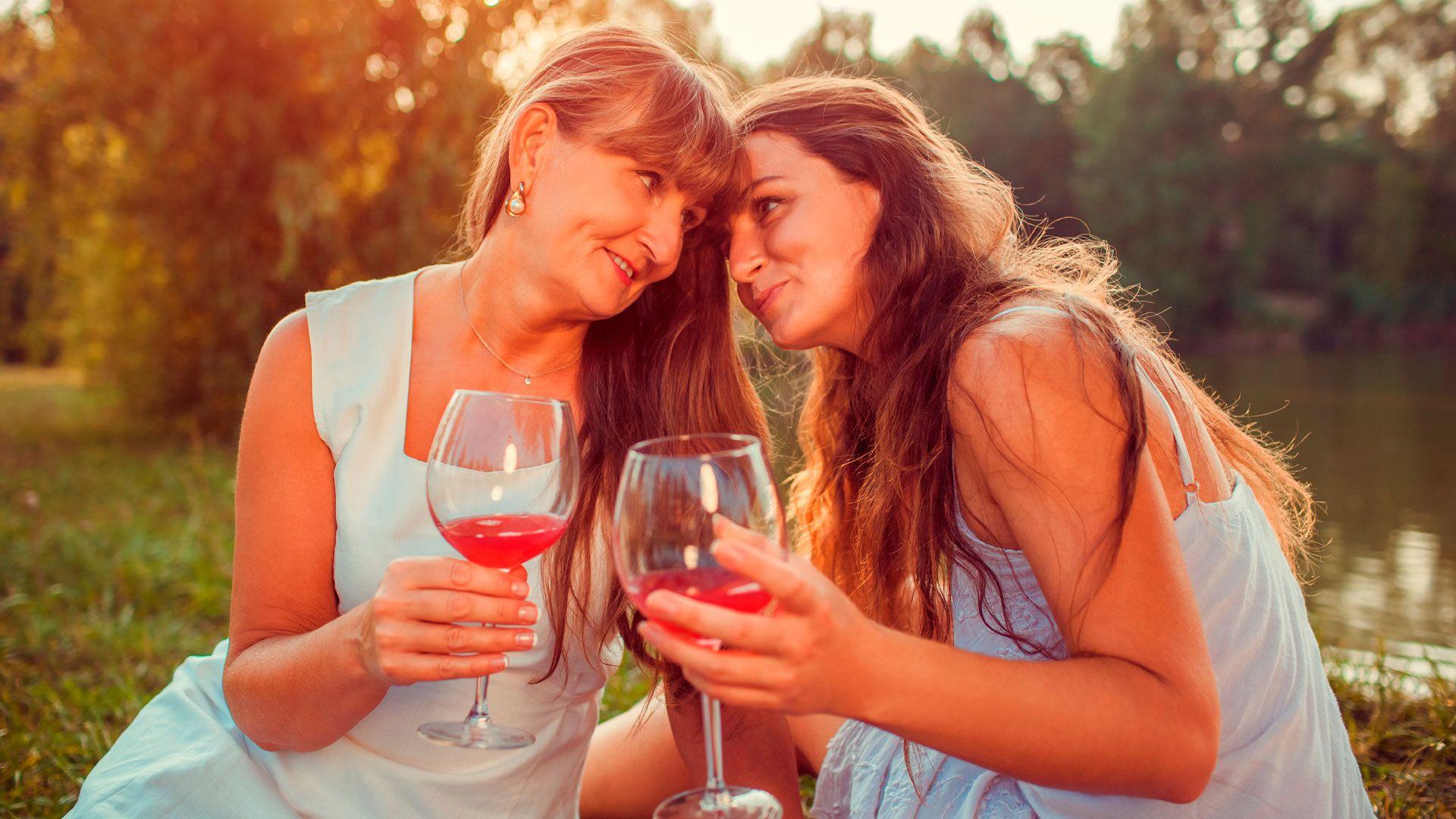 Día de la madre regalos vinos