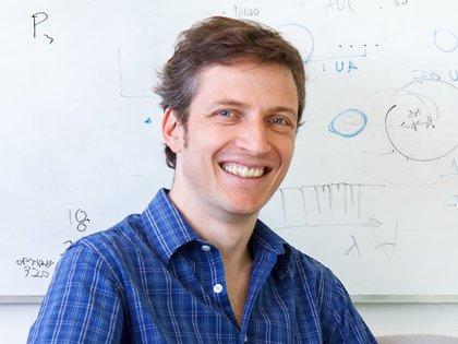 El astrónomo argentino Rodrigo Díaz (Agencia CTyS-UNLaM)
