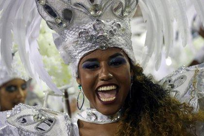 Beija Flor samba school  REUTERS/Sergio Moraes