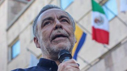 El TFPJF consideró que el actual presidente de Morena, Alfonso Ramírez Cuéllar, incumplió la orden de renovación de la dirigencia del partido (Foto: Twitter @aramirezcuellar)
