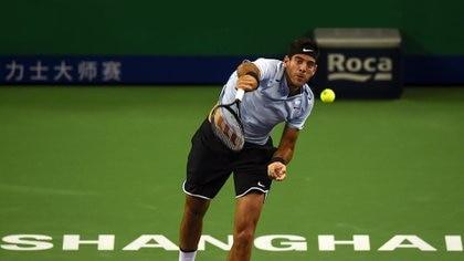 Las semifinales en el Masters 1000 de Shanghai le permitieron ser parte del Top 20 (AFP)