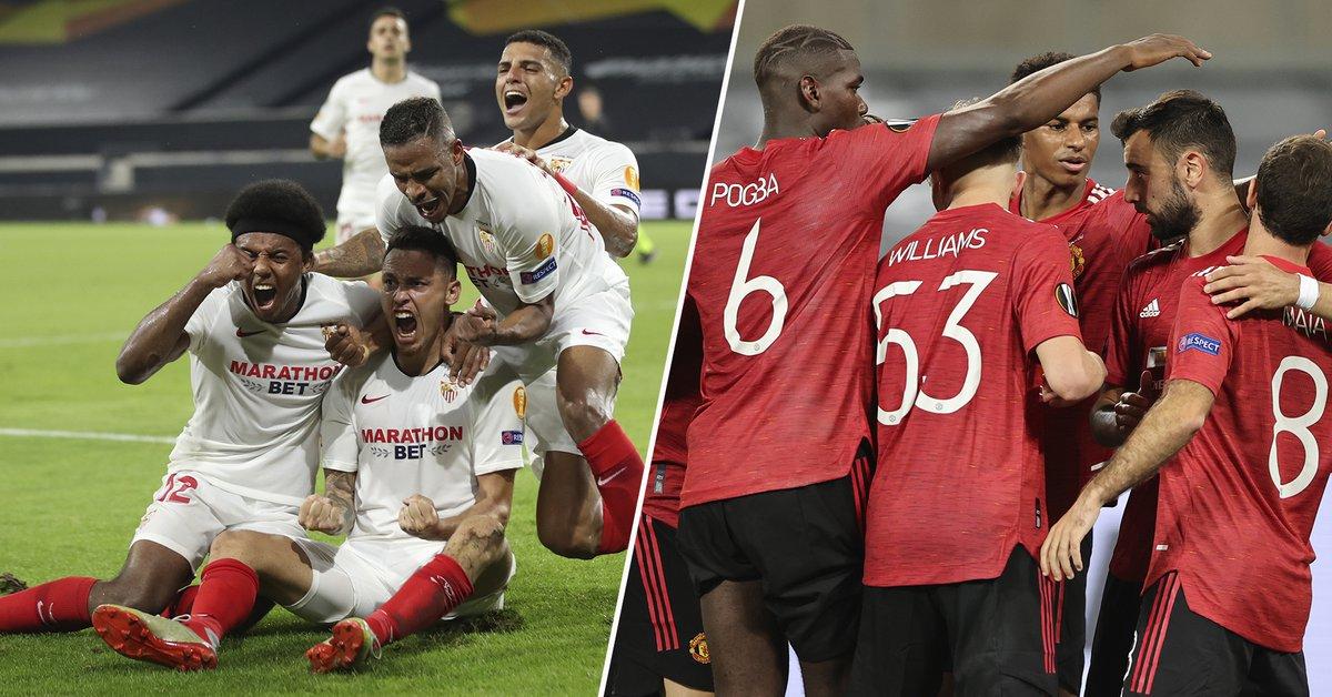 El Sevilla y el Manchester United buscarán un lugar en la final de la Europa League: hora, TV y formaciones - Infobae