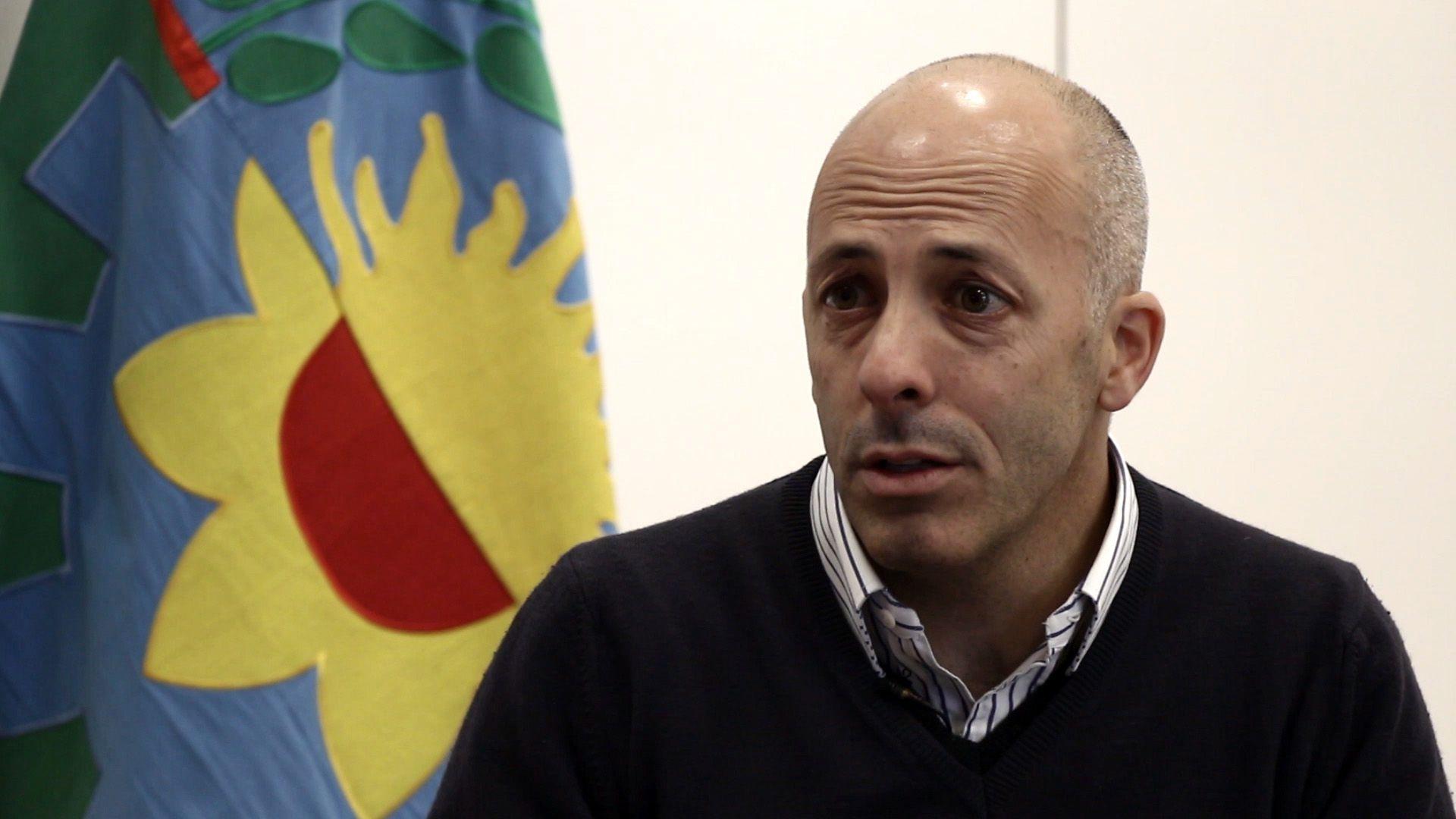 Ex intendente de Pilar, Nicolás Ducoté