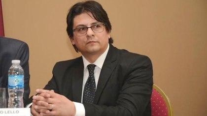 El fiscal general de Jujuy, Sergio Enrique Lello Sánchez