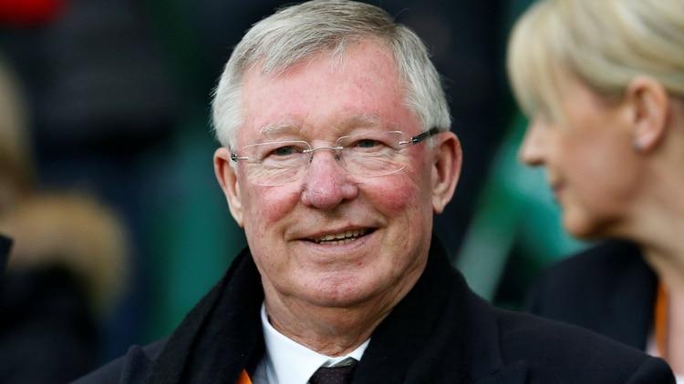 Ferguson dirigió al Manchester United por 26 temporadas (Reuters)