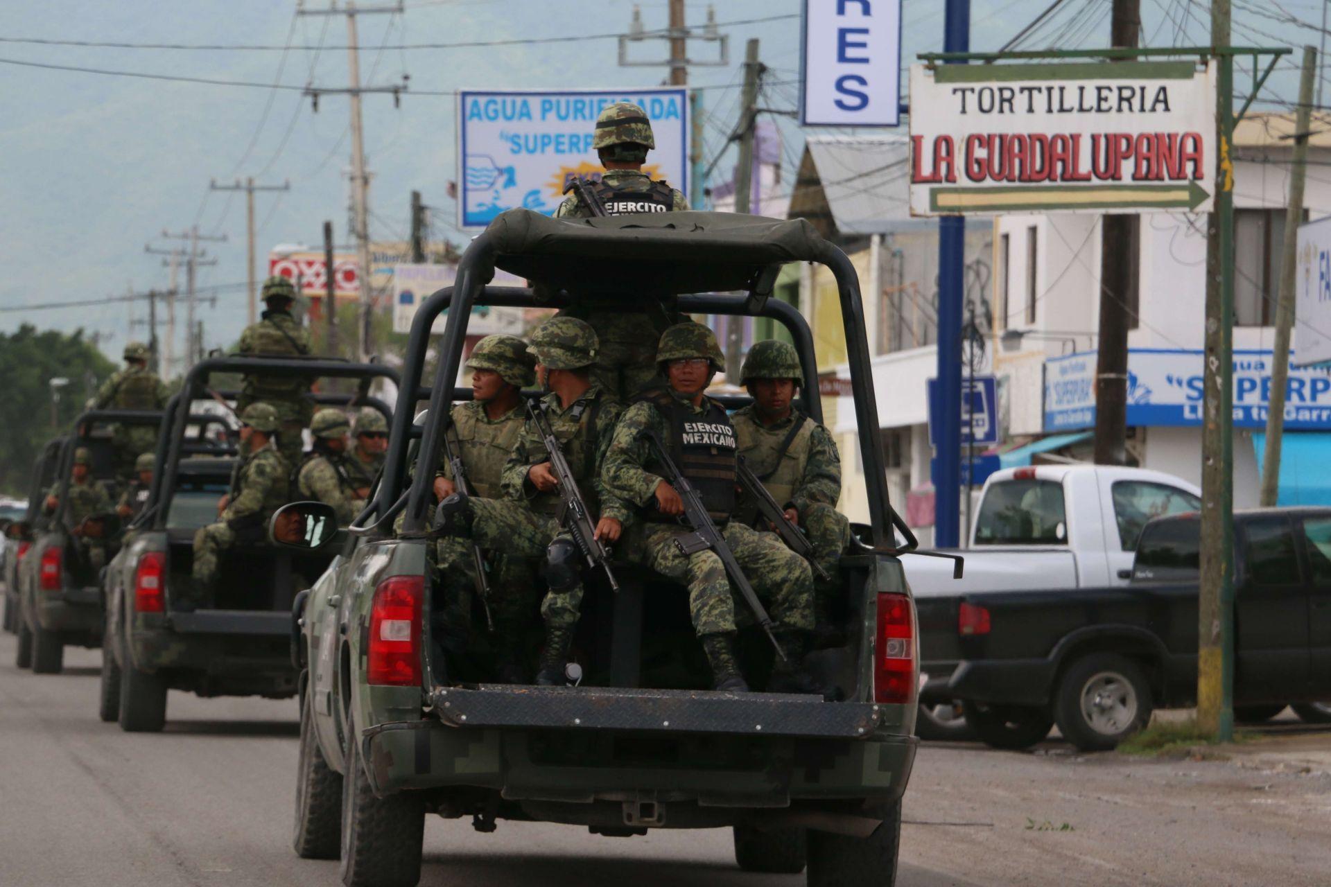 ejercito mexicano (Foto: Cuartoscuro)