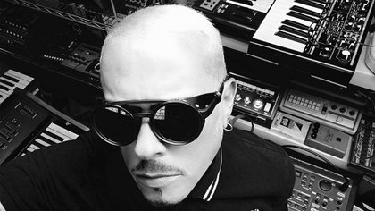 Mateo Lafontaine fue uno de las grandes figuras de la música electrónica en México (Foto: Twitter@museodelchopo)
