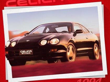 El regreso de los faros redondos en la parte delantera fue el emblema de esta generación (Toyota)