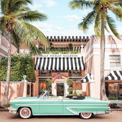 The Palm Beaches es el lugar más cercano en América del Norte a la corriente del Golfo (Crédito: Prensa The Palm Beaches)