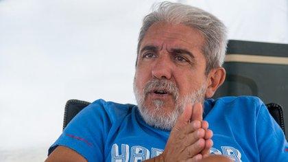 """El 9 de enero cumplió 64 años: """"Me gusta cumplir años, soy optimista por naturaleza"""" (Diego Medina)"""